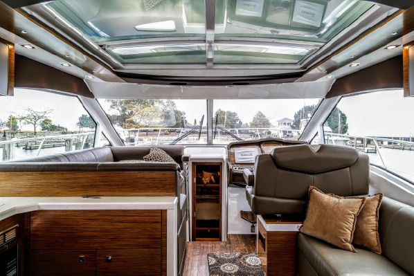 2016 Cruisers Yachts boat for sale, model of the boat is 45 Cantius & Image # 3 of 16