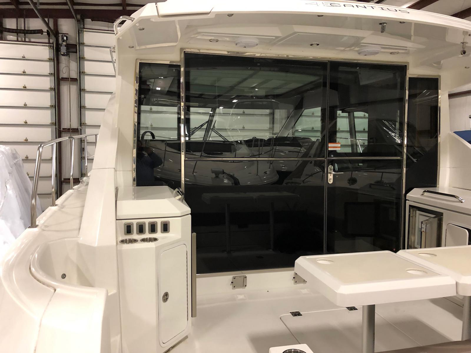 2016 Cruisers Yachts boat for sale, model of the boat is 45 Cantius & Image # 11 of 16