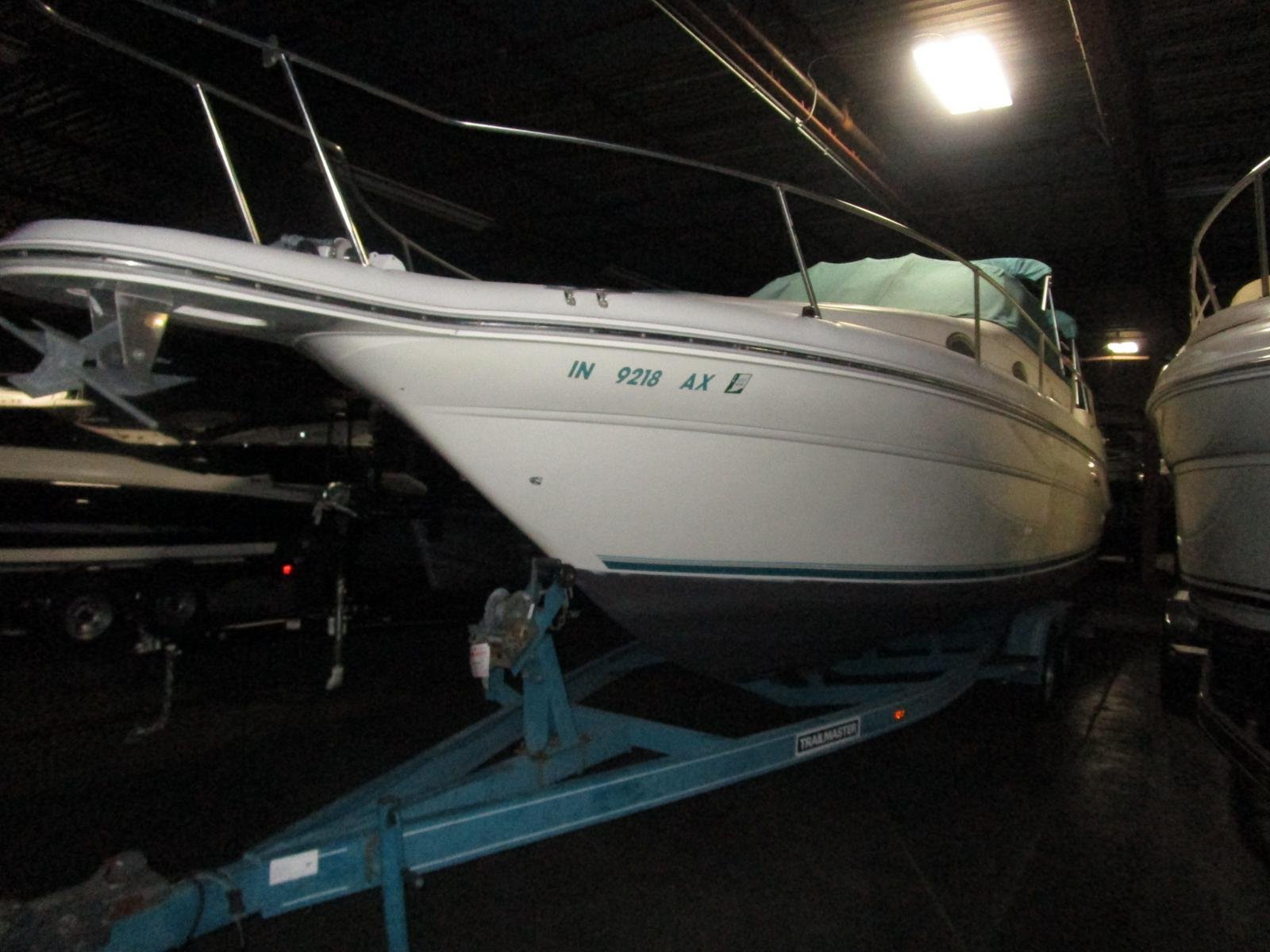 1994 Sea Ray boat for sale, model of the boat is 270 Sundancer & Image # 1 of 11