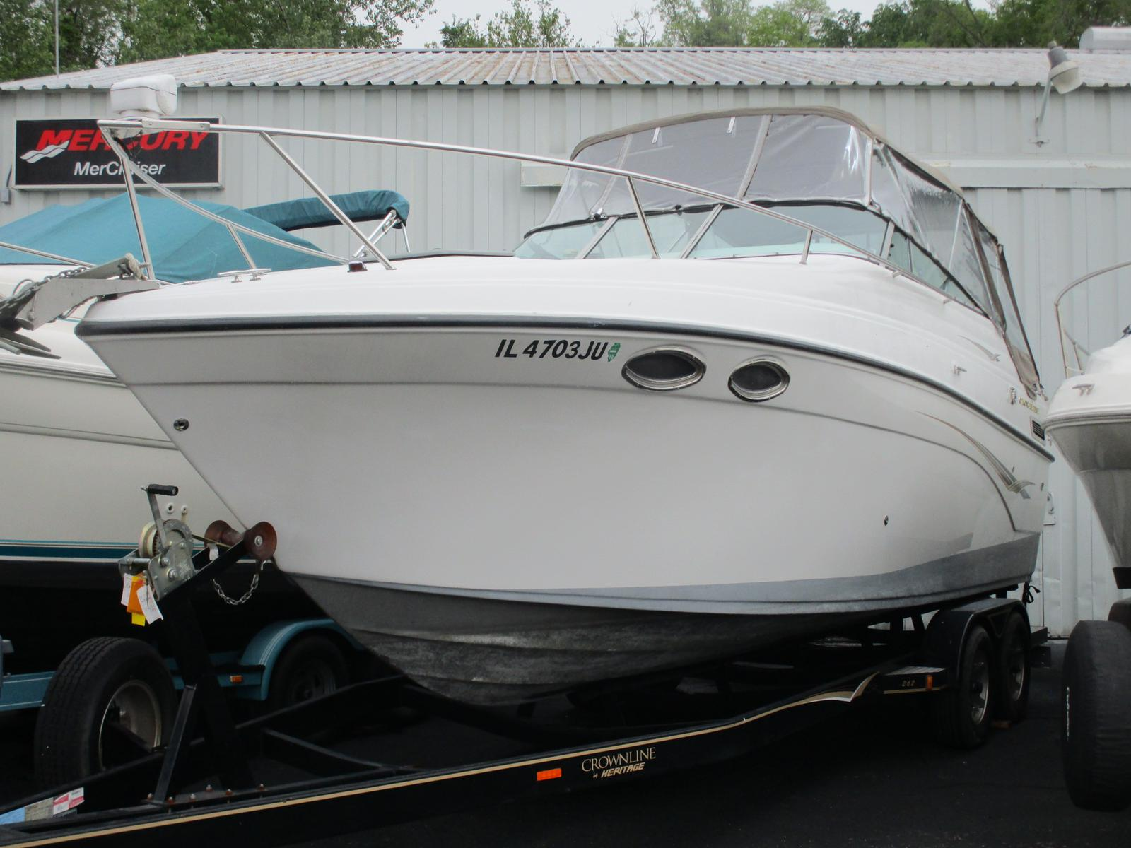 2003 CROWNLINE 262 CR for sale