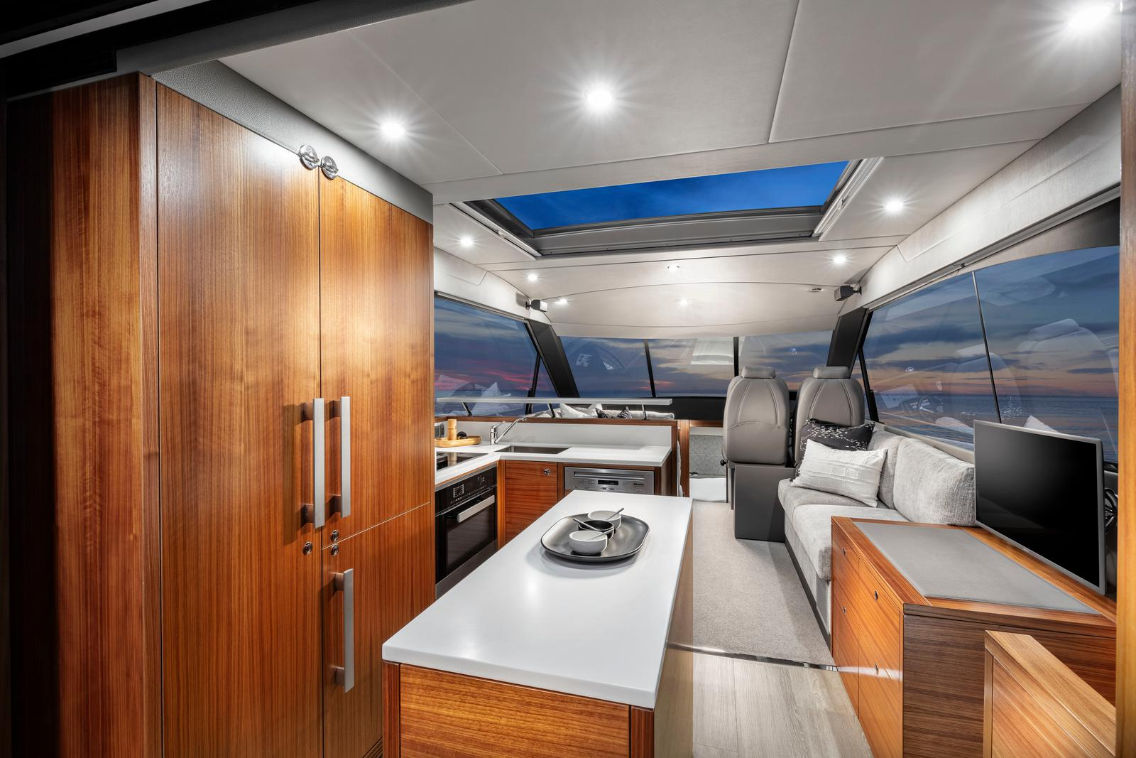 2020 Maritimo boat for sale, model of the boat is X50 - ON ORDER & Image # 3 of 4
