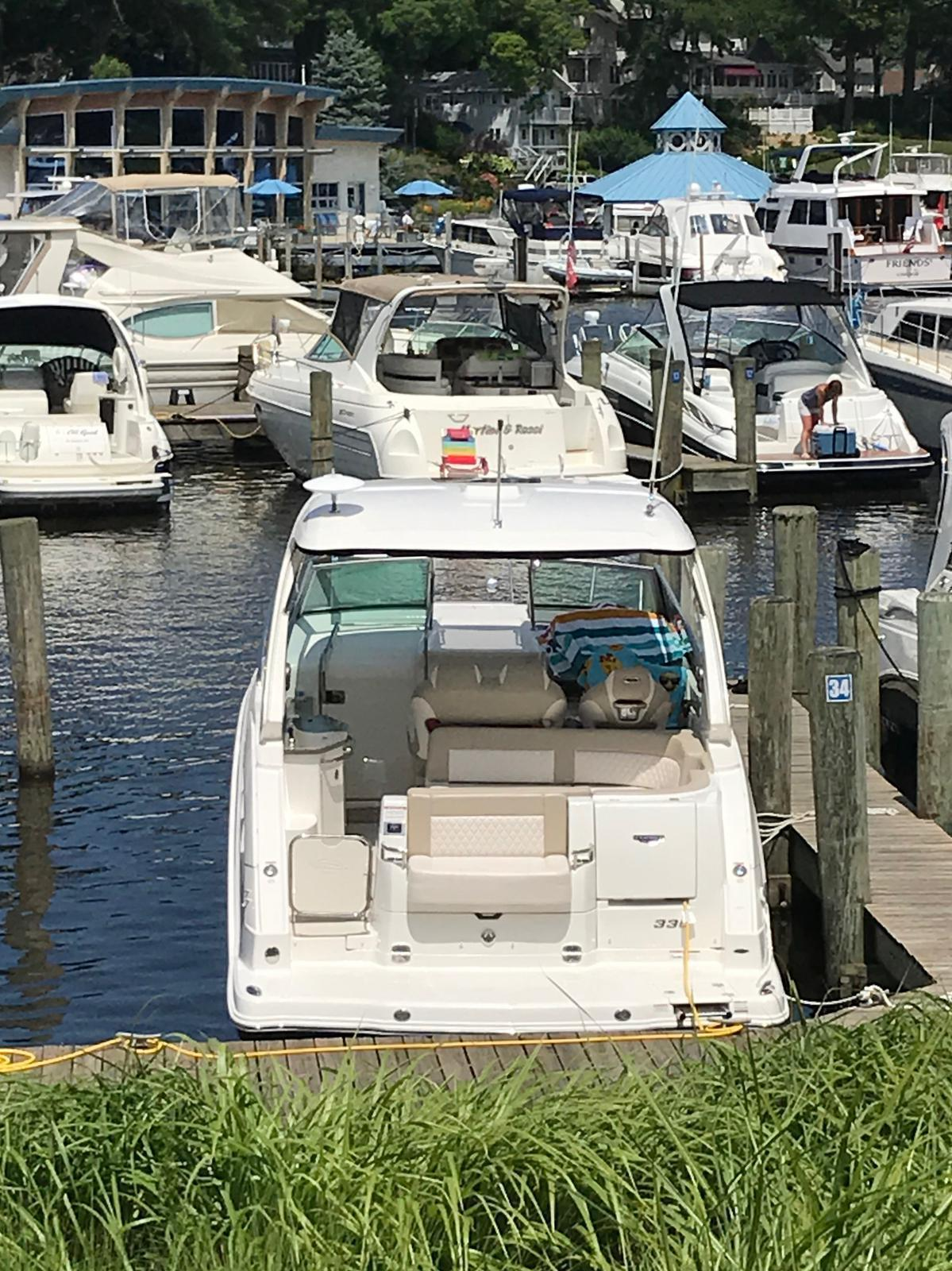 2018 Chaparral boat for sale, model of the boat is 330 Chaparral & Image # 2 of 5