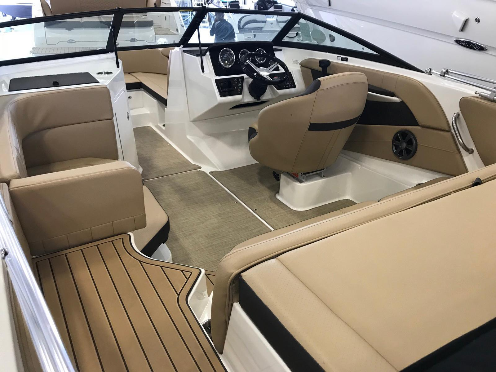 2019 Sea Ray boat for sale, model of the boat is SPX 190 & Image # 2 of 2