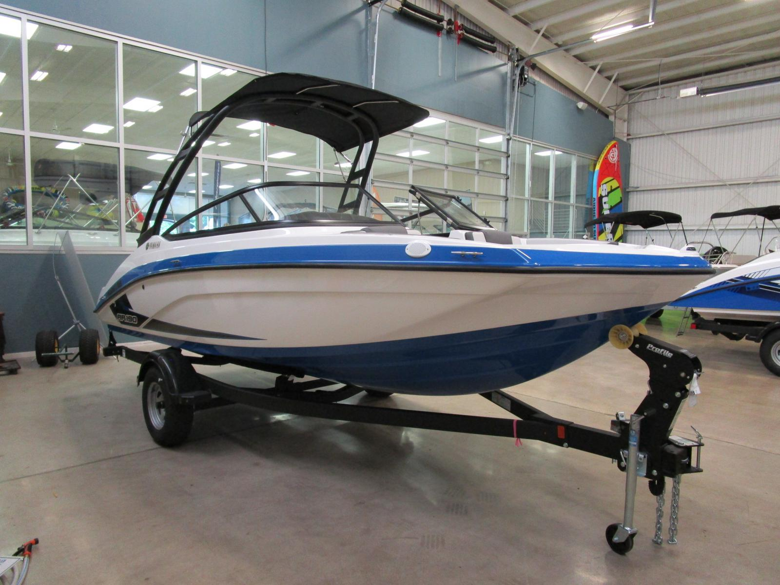 2019 Yamaha boat for sale, model of the boat is AR190 & Image # 2 of 6