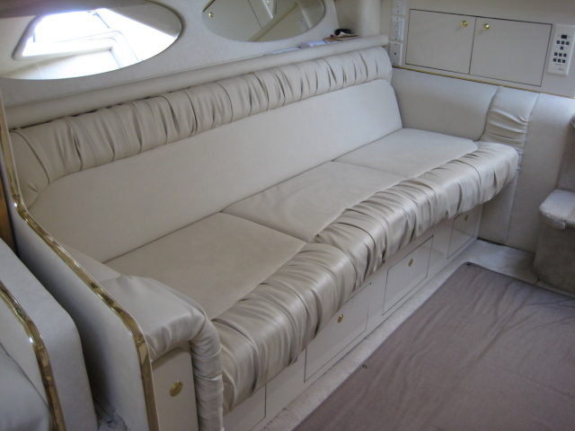 1997 Sea Ray boat for sale, model of the boat is 330 Express & Image # 6 of 8