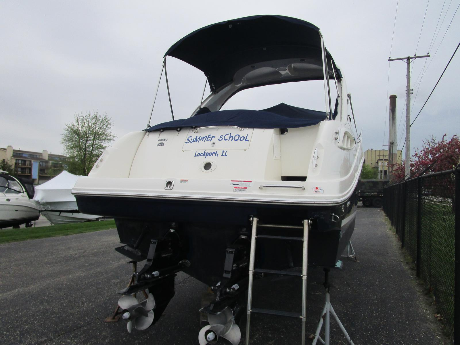 2007 Sea Ray boat for sale, model of the boat is 290 Sundancer & Image # 2 of 10