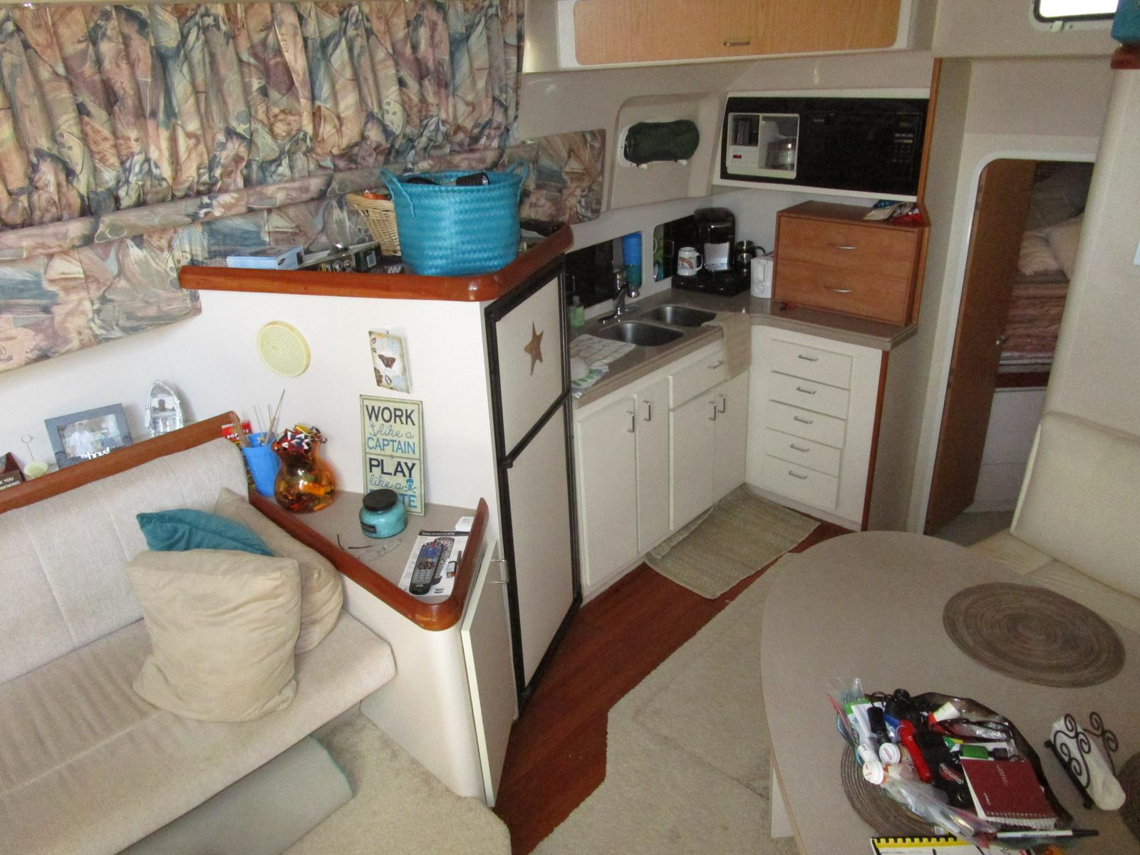 1995 Mainship boat for sale, model of the boat is 37 Motor Yacht & Image # 8 of 13