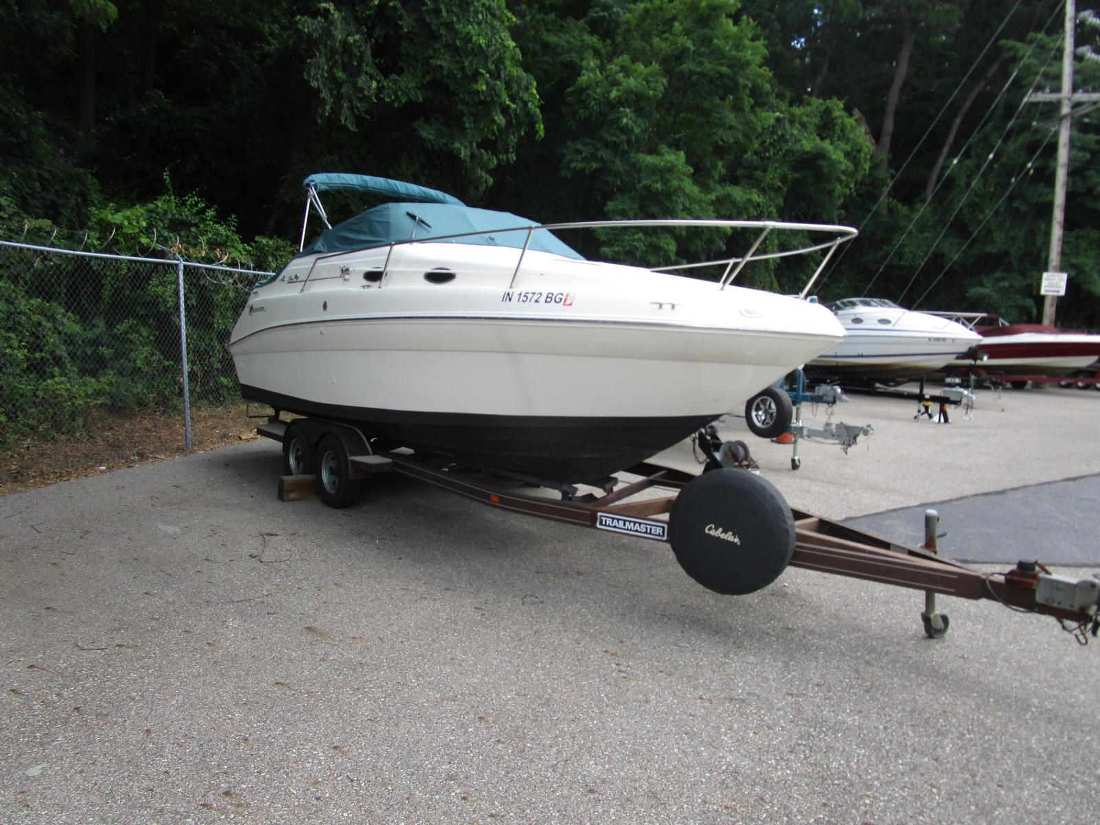 1997 Sea Ray boat for sale, model of the boat is 240 sundancer & Image # 2 of 8