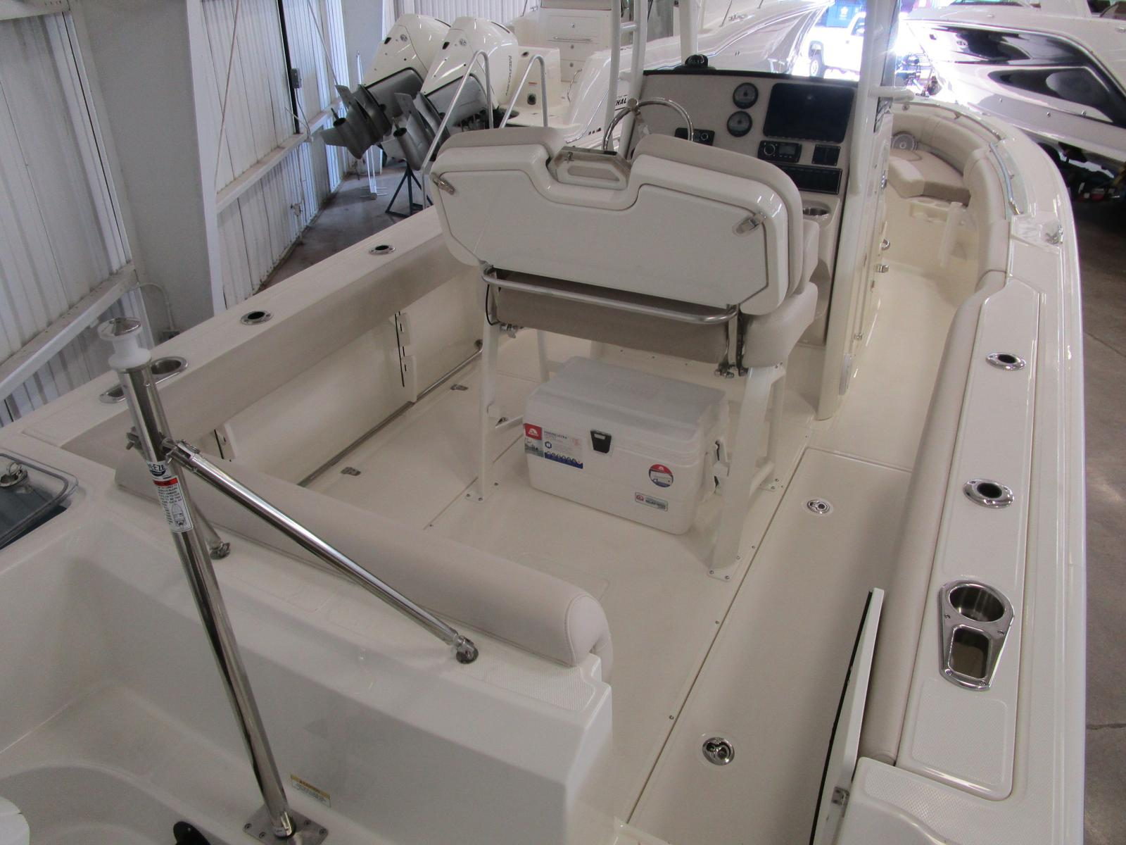 2019 Boston Whaler boat for sale, model of the boat is 230 Outrage & Image # 6 of 10