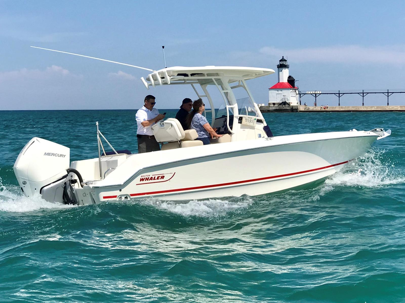 2019 Boston Whaler boat for sale, model of the boat is 230 Outrage & Image # 1 of 10