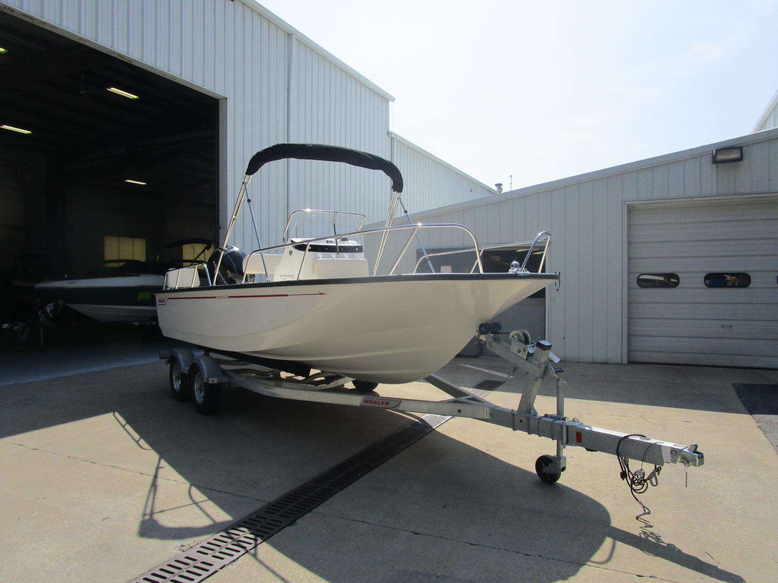 2018 Boston Whaler boat for sale, model of the boat is 190 Montauk & Image # 2 of 5