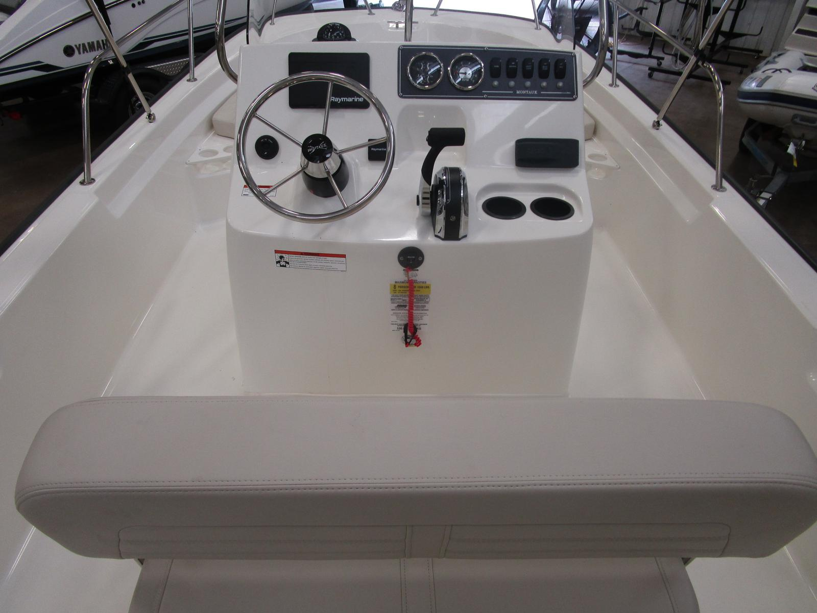 2018 Boston Whaler boat for sale, model of the boat is 190 Montauk & Image # 3 of 5