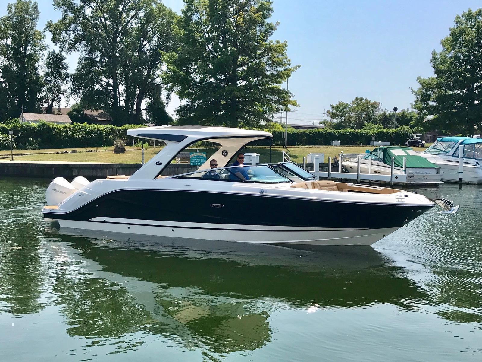 2019 Sea Ray boat for sale, model of the boat is SLX 310 & Image # 1 of 5