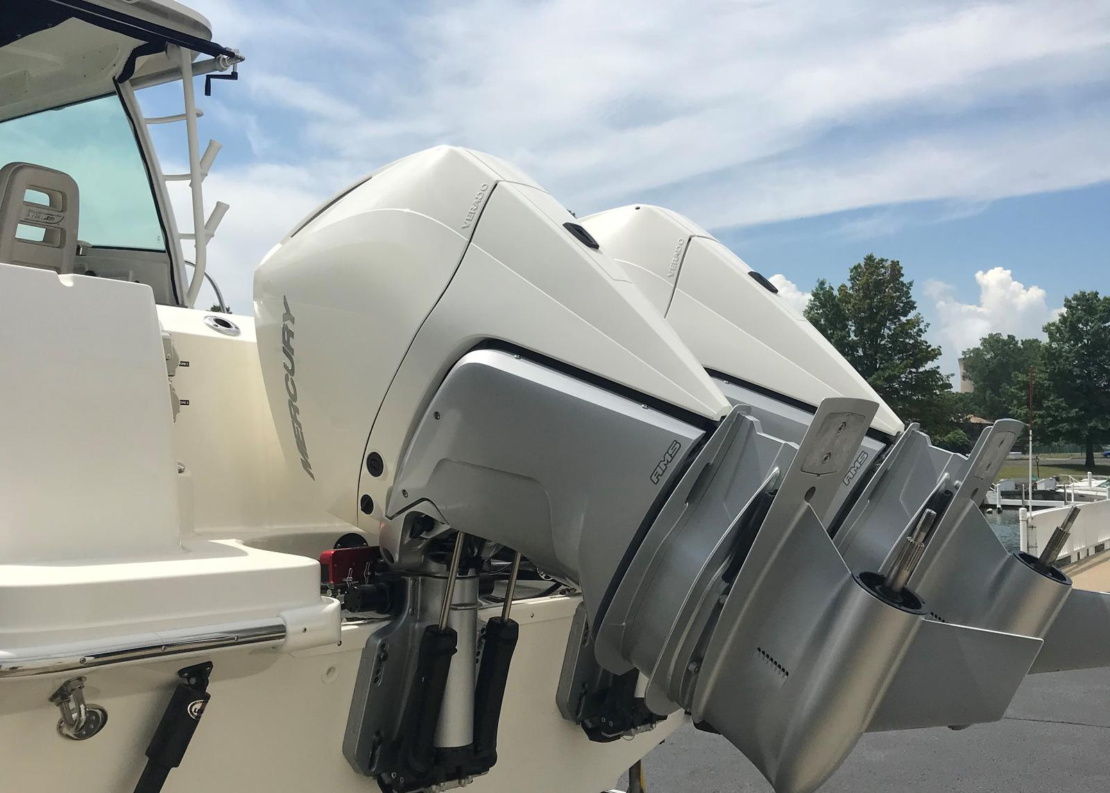 2019 Boston Whaler boat for sale, model of the boat is 315 Conquest & Image # 11 of 11