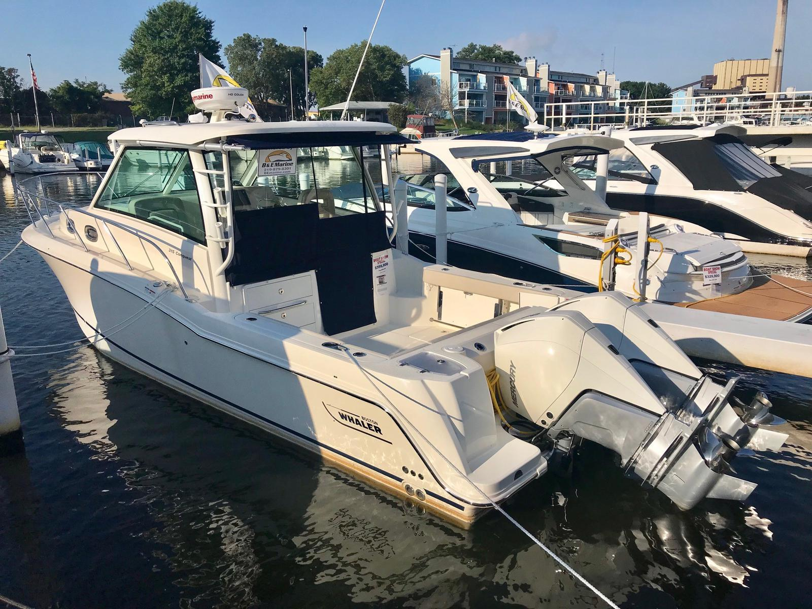 2019 Boston Whaler boat for sale, model of the boat is 315 Conquest & Image # 1 of 11