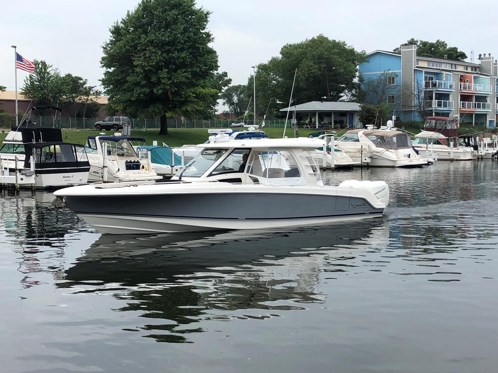 2019 Boston Whaler boat for sale, model of the boat is 350 Realm & Image # 1 of 10