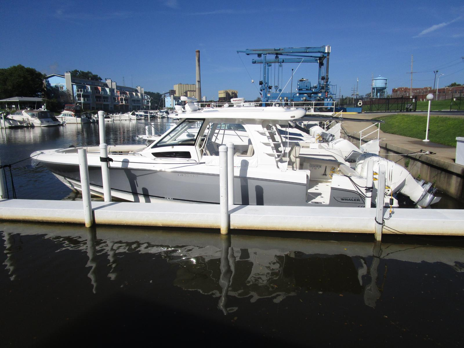 2019 Boston Whaler boat for sale, model of the boat is 350 Realm & Image # 2 of 10