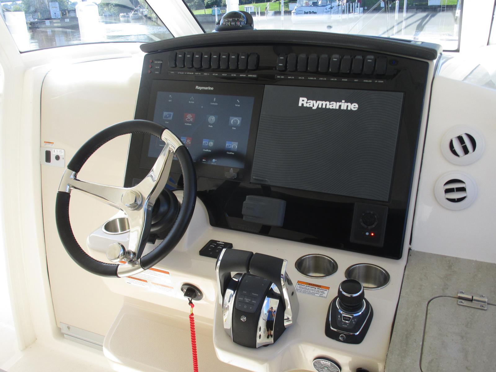 2019 Boston Whaler boat for sale, model of the boat is 350 Realm & Image # 7 of 10