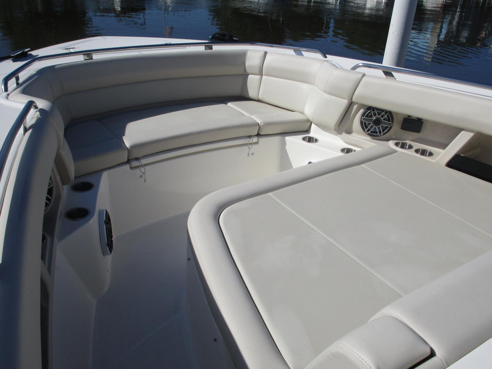 2019 Boston Whaler boat for sale, model of the boat is 350 Realm & Image # 8 of 10