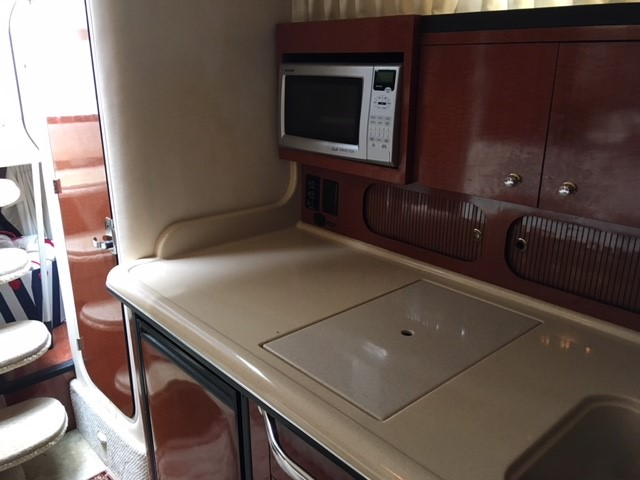 2003 Sea Ray boat for sale, model of the boat is 340 Sundancer & Image # 9 of 9