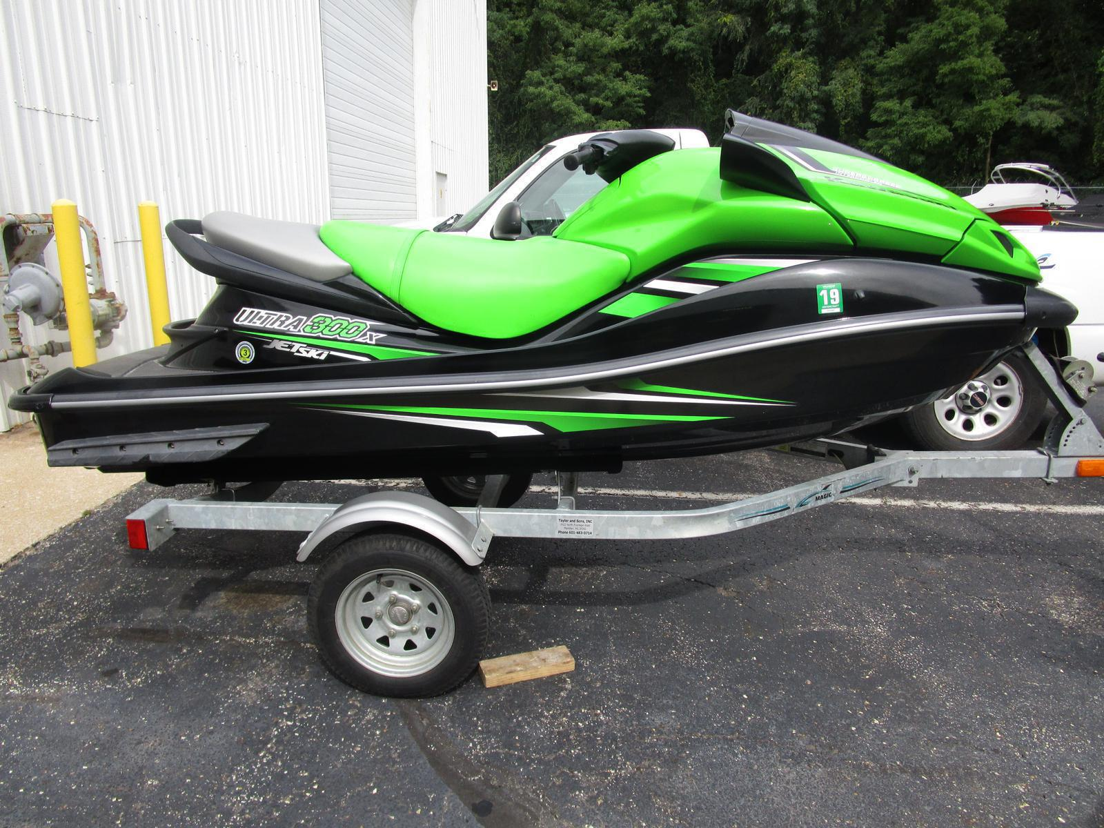 2011 KAWASAKI ULTRA 300X for sale
