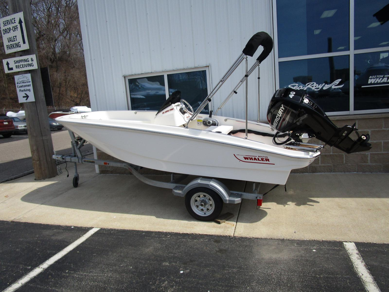 2019 Boston Whaler boat for sale, model of the boat is 130 Sport & Image # 1 of 2