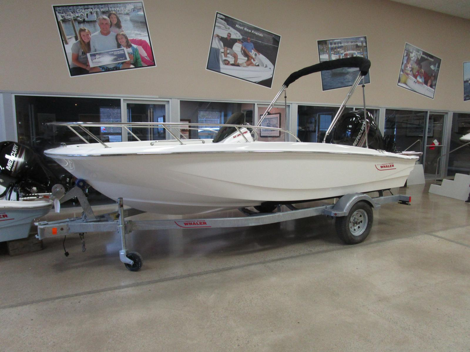 2019 Boston Whaler boat for sale, model of the boat is 160 Super Sport & Image # 1 of 5