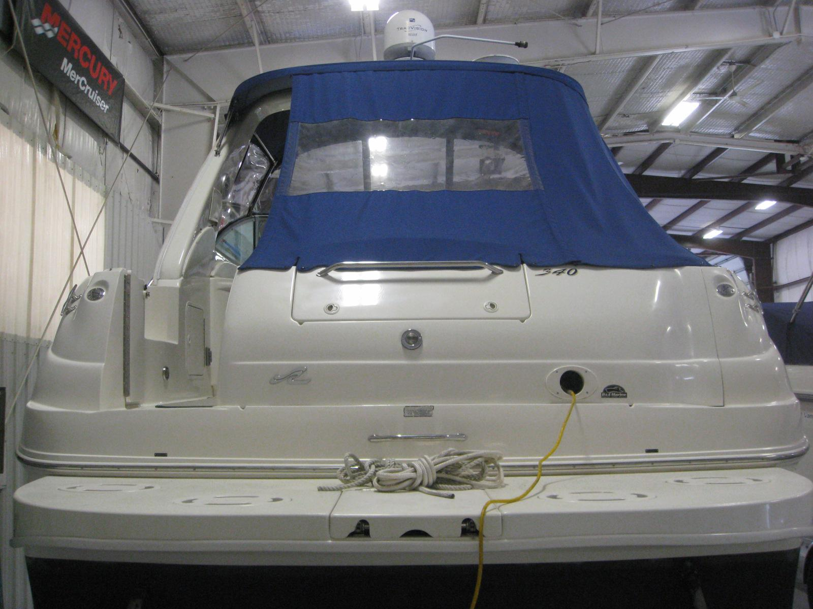 2000 Sea Ray boat for sale, model of the boat is 340 Sundancer & Image # 5 of 13