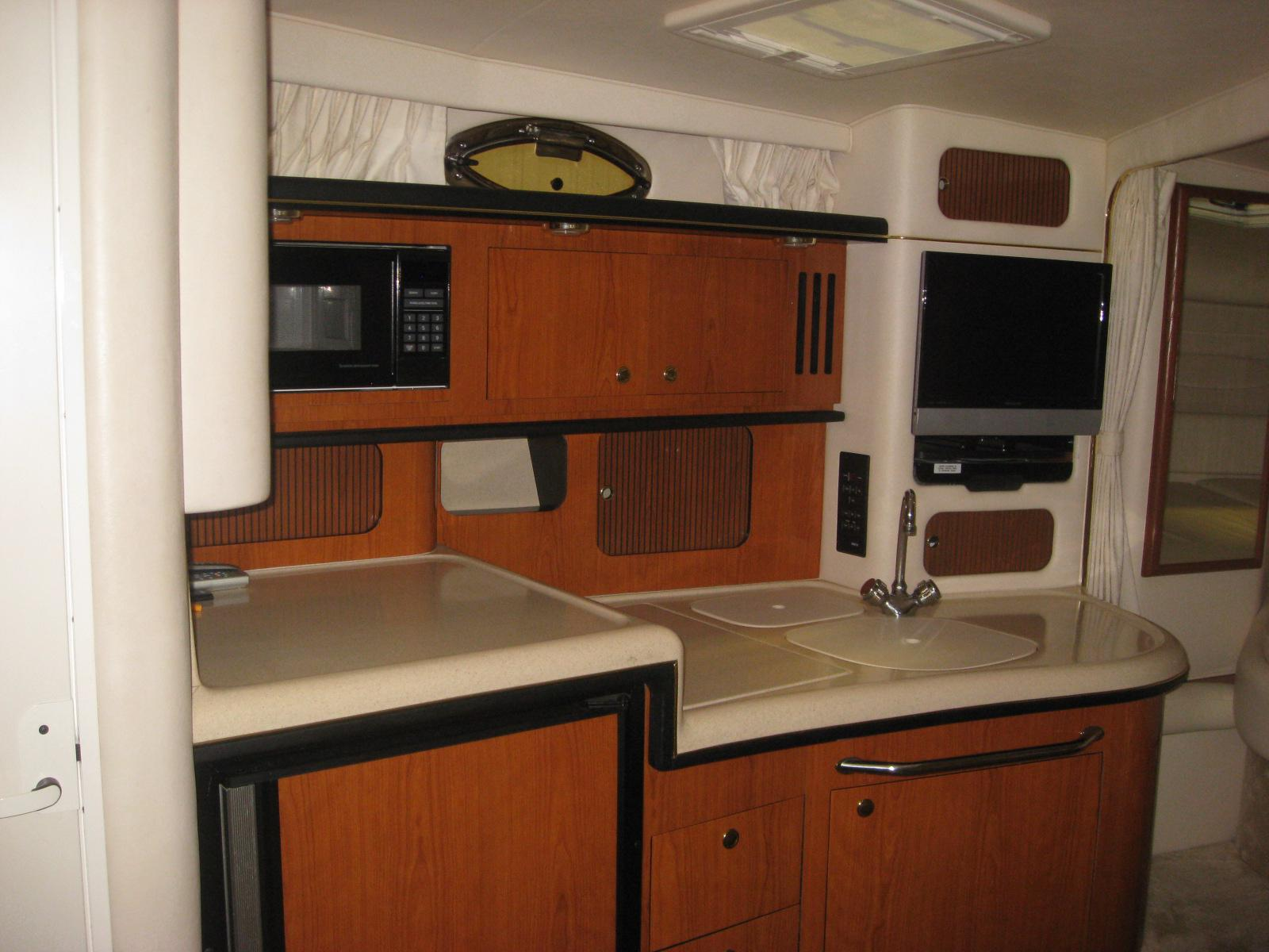 2000 Sea Ray boat for sale, model of the boat is 340 Sundancer & Image # 9 of 13