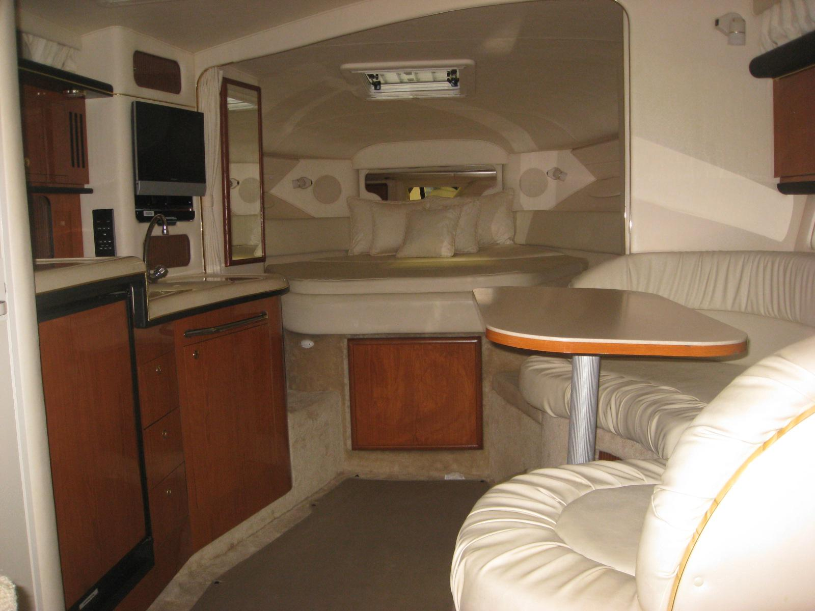 2000 Sea Ray boat for sale, model of the boat is 340 Sundancer & Image # 13 of 13