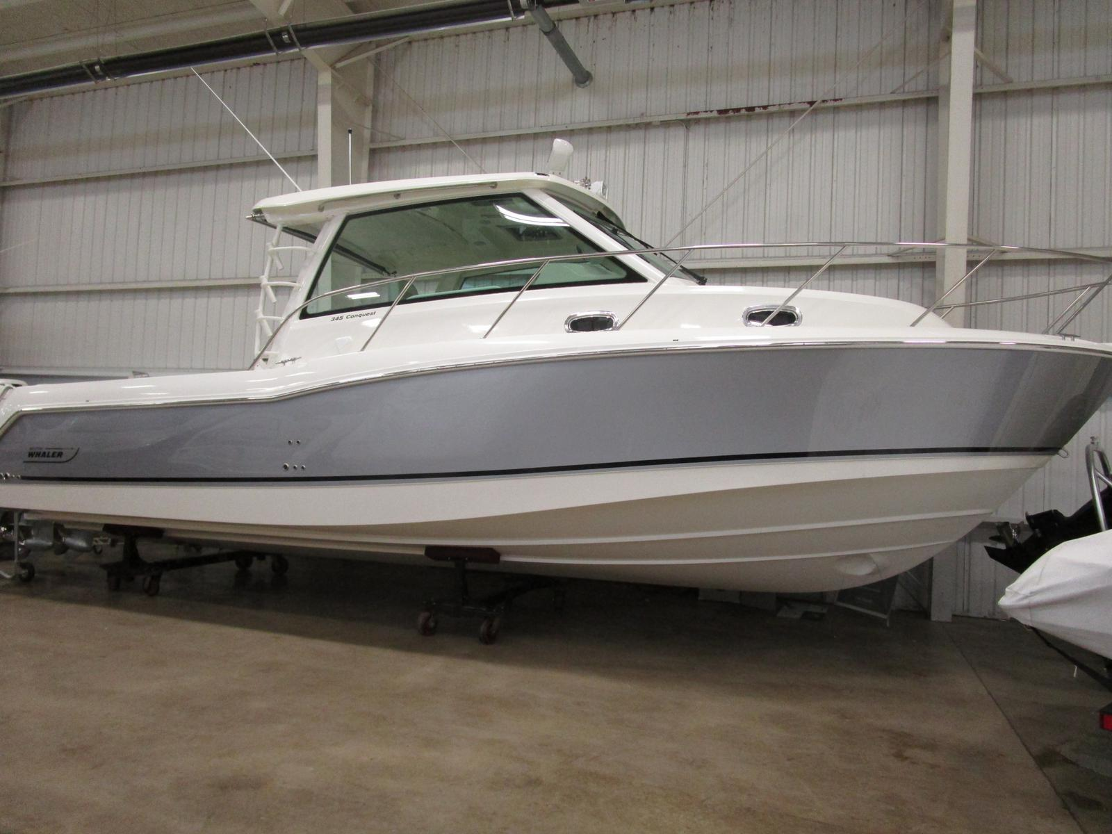 2019 Boston Whaler boat for sale, model of the boat is 345 Conquest & Image # 1 of 12