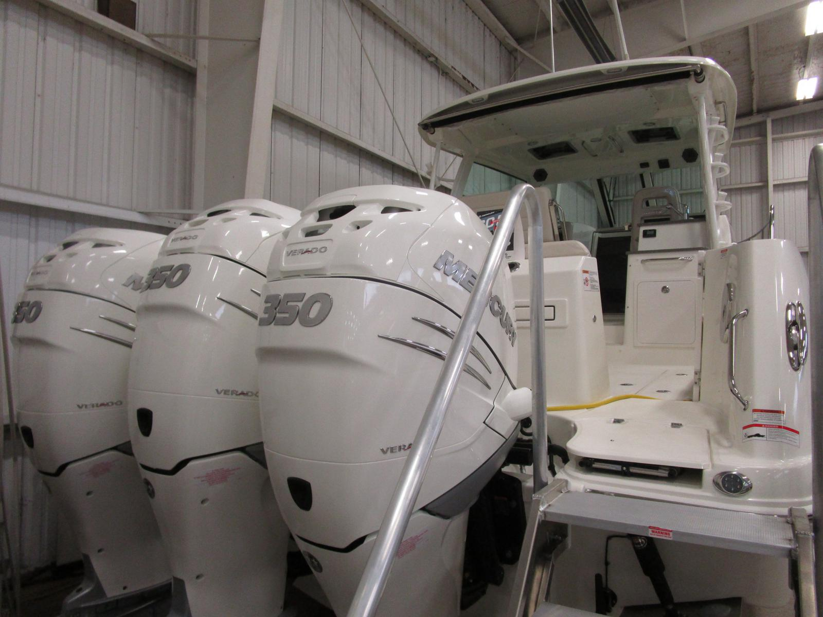 2019 Boston Whaler boat for sale, model of the boat is 345 Conquest & Image # 3 of 12