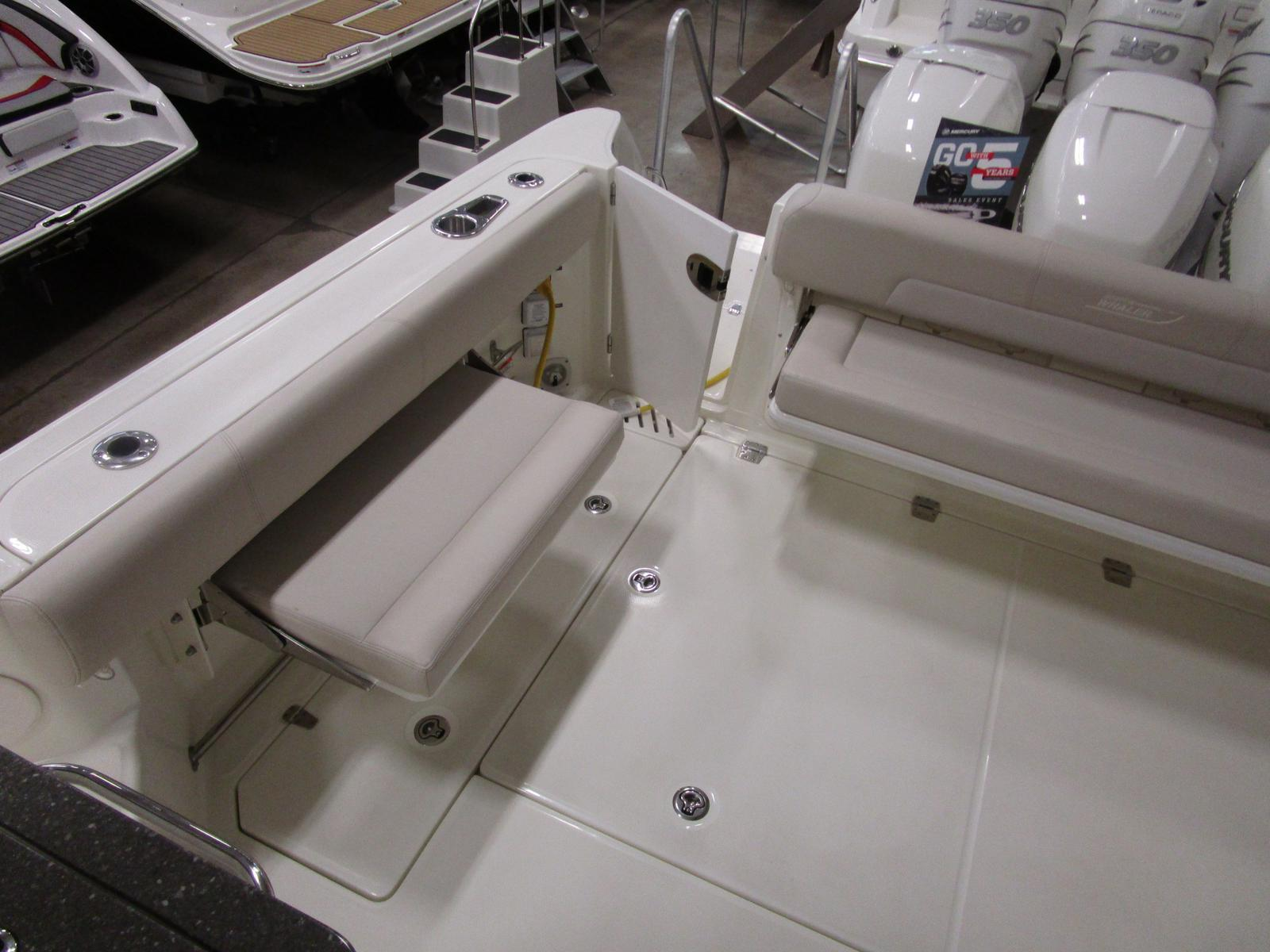 2019 Boston Whaler boat for sale, model of the boat is 345 Conquest & Image # 7 of 12