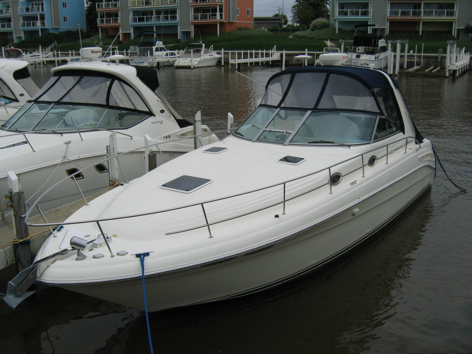 2000 Sea Ray boat for sale, model of the boat is 340 Sundancer & Image # 1 of 11