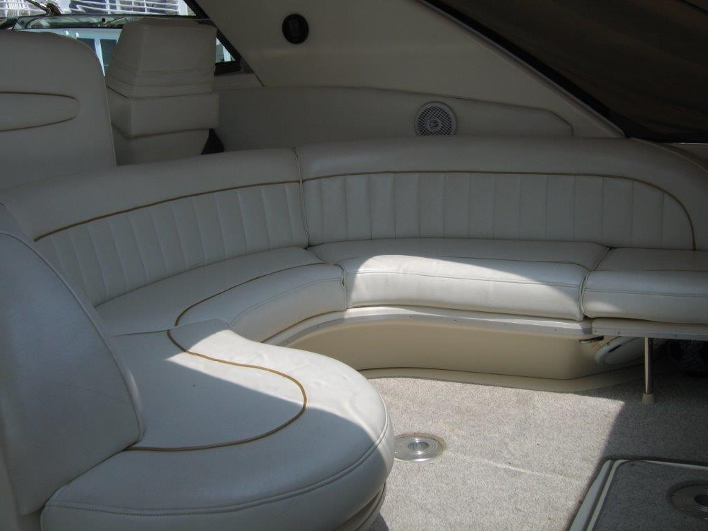 1996 Sea Ray boat for sale, model of the boat is 450 Sundancer & Image # 14 of 16
