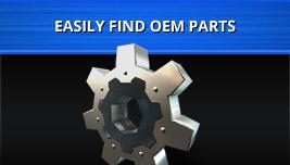 Easily find OEM Parts »