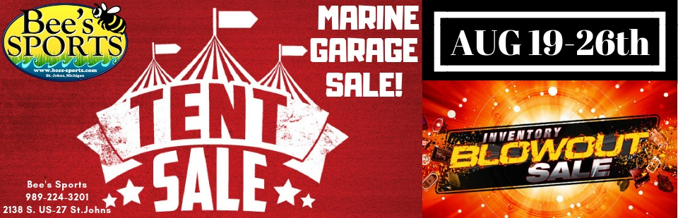 HUGE INVENTORY CLEARANCE TENT SALE!!!