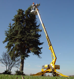 Telescoping Tow Behind