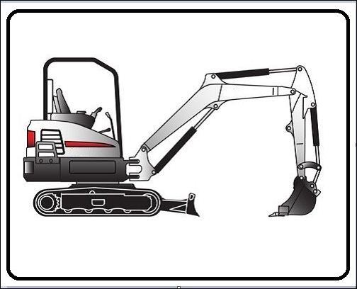 Bobcat Breaker Attachment 2