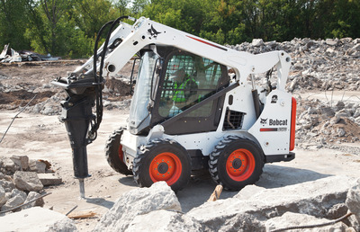 Bobcat Breaker Attachment