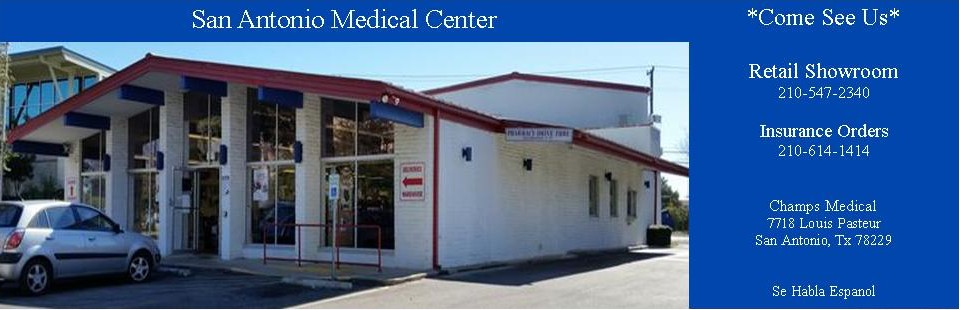 Champs Medical provides premium medical equipment in the greater San