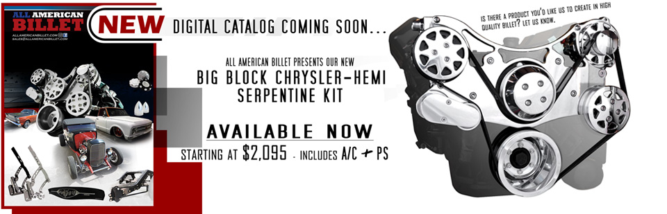 Catalog 18 & BB Chrysler Hemi
