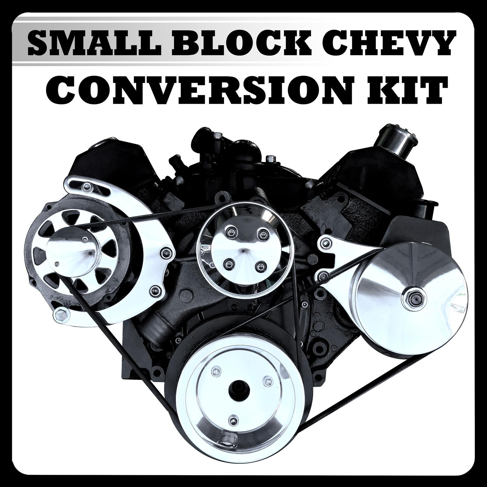 Catalog Cover - Serpentine Converstion Kit