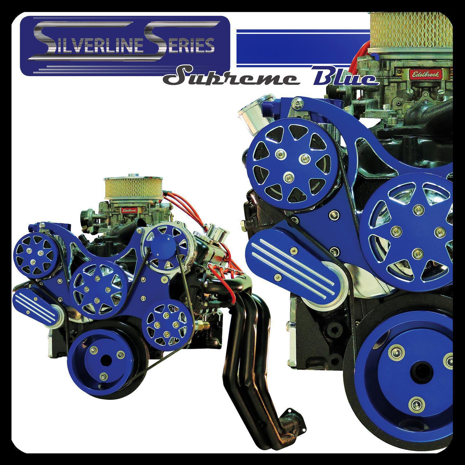 Catalog Cover - Supreme Blue