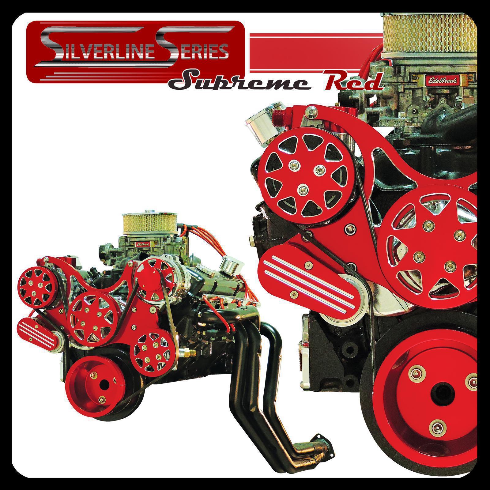 Catalog Cover - Supreme Red