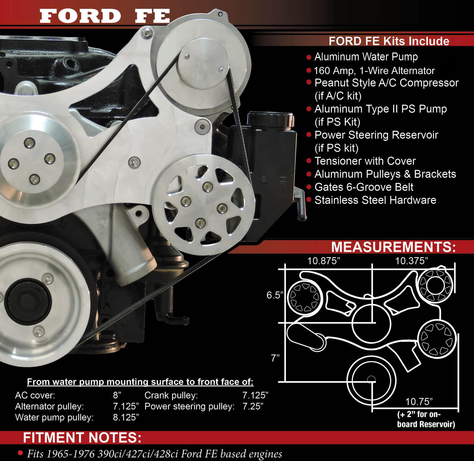 Ford Electrical Wiring Diagrams 1981 Library 1965 390 Alternator 1971 F100