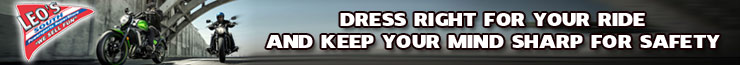Dress Right for Your Ride and Keep Your Mind Sharp for Safety