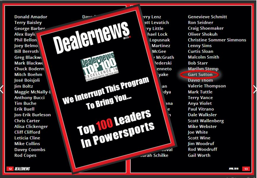 Dealernews - Top 100 leaders