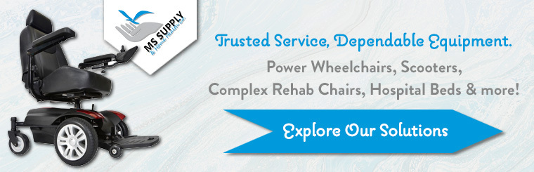 Durable Home Medical Equipment Solutions Including Power Chairs, Scooters U0026  More In Tampa, FL MS Supply ...