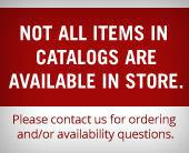 Not all items in catalogs are available in store. Please contact us for ordering and/or availability questions.